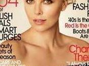 [couv] Charlize Theron pour Vogue