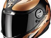 Design casque moto Scorpion