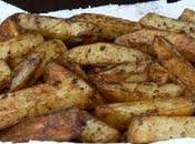 Frites four Sylvain