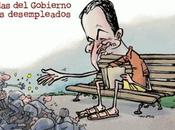 Dessin chômage Espagne