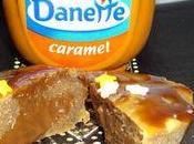 Petits fondants danette caramel