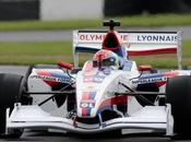 Bourdais teste Superleague Formula