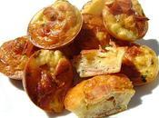 Mini Muffins Cumin Jambon