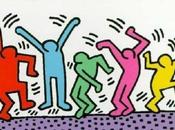 Chaises Keith Haring pour Vilac