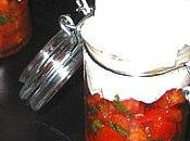Tartare tomates chantilly picodon