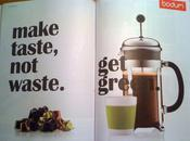 comparative Nespresso/Bodum