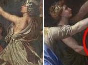 phallus Priape Nicolas Poussin retrouvé érection