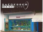 Vernissage vendredi chez Saegesser montres bijoux