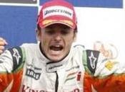 Giancarlo Fisichella chez Ferrari