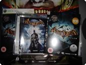 Arrivage Batman Arkham Asylum (hmv)