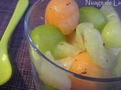 Salade Melons Concombre Pastis