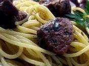 Spaghetti boeuf mijoté