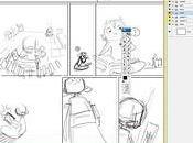 Storyboard Page fini.
