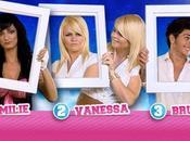 Secret Story Prime vendredi septembre 2009 Bruno, Emilie Vanessa départ