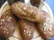 Petits pains figues sucre molasse pour petit déjeuner (sans oeuf, sans lait)