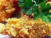 Croustillants poulet flocons maïs