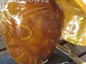 Confiture deux prunes cannelle poires déshydratés