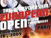 Championnats d'Europe Kyokusin Paris