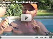 """""""Les bonnes questions poser recruteur"""" nouvelle vidéo"""