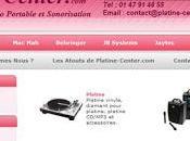 Lancer site e-commerce