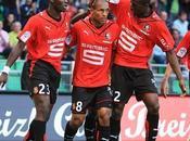 Rennes Saint Etienne (1-0) feuille match
