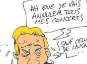 Grippe Johnny Halliday annule concert Saint-Etienne