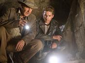Indiana Jones Spielberg, Lucas Ford travaillent