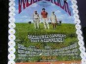"affichage original pour prochain film Taking Woodstock"""