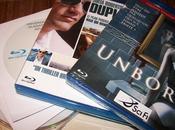 Arrivage Blu-ray Universal!