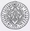 Visite Temple Groussier Grand Orient France