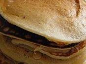 Pancakes levain figues roties