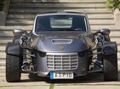 Aspid, nouvelles espagnol voiture sport.