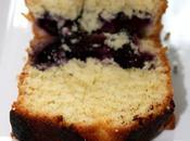 Cake fondant myrtilles