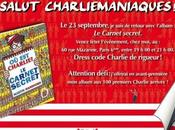 Charlie Déguisez-vous gagner album