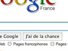 Google vend publicité page d'accueil