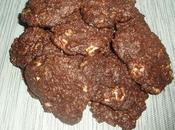 Cookies noix coco deux chocolats Martha Stewart