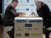 Echecs Valence Kasparov surclasse Karpov