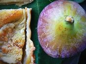 Tarte Figues Blanches Vanille Bourbon