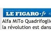 MiTo Quagrifoglio Verde dans Figaro
