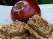 Barres pommes, arachides chocolat