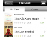 AppStore Shortcovers passe version pour iPhone