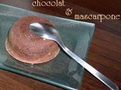 Fondant/coulant chocolat mascarpone
