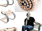 """""""Miesrolo Foldable Wood Chair"""""""