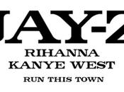 feat Rihanna Kanye West-Run This Town
