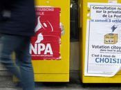 Votation citoyenne l'avenir Poste… Franc succès populaire