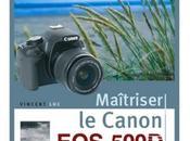 Livre maitriser Canon 500D