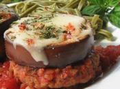 Galettes porc alla parmigiana