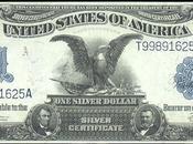 L'effondrement dollar cadeau Père Noël