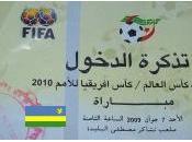 2010 Début vente billets match Algérie-Rwanda.