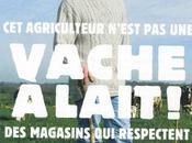 Crise lait bio: affiche encore plus d'actualités, respect, paye!